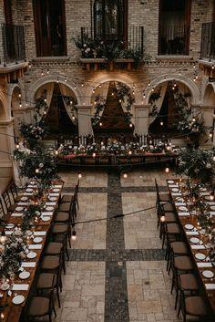 Elegant green wedding with burgundy colors . Elegant green wedding with burgundy colors dye Wedding Goals, Wedding Planning, Wedding Day, Magical Wedding, Wedding Places, Forest Wedding, Italy Wedding, Wedding Castle, Castle Weddings