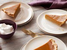 Pumpkin Pie from CookingChannelTV.com