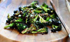 Restoring broccoli's good name. Recipe here.