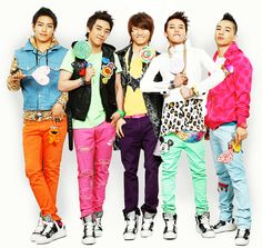 Big Bang Korean Band   Foto Big Bang Boy Band Korea Terbaru - Artiskorean.com - Artis Korea