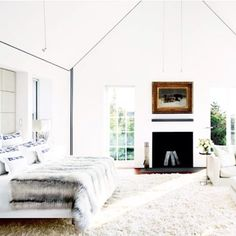 modern Nantucket cottage // architectural digest