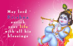 Janmashtami Greetings, Boxing Gloves, Lord Krishna, Handicraft, Blessed, Greeting Cards, Christmas Ornaments, Reading, Holiday Decor