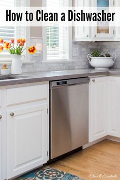 Improve your dishwas