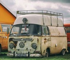 Classic Car News Pics And Videos From Around The World Kombi Motorhome, Bus Camper, Camper Life, Campervan, Volkswagen Karmann Ghia, Volkswagen Bus, Vw T1, Bus Life, Buggy