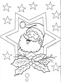 Santa by suzanne