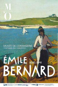 Emile Bernard (1868-1941). Paris, Musée de l'Orangerie. Du 17 septembre 2014 au 5 janvier 2015.