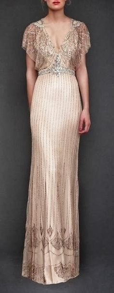 Jenny Packham has us speechless, once again.                              …