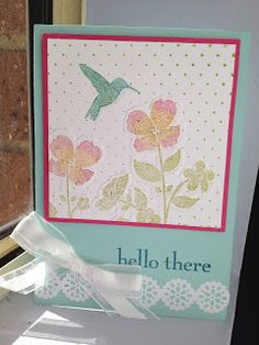 Linda Higgins: Launch Date this Thursday... Card No 2