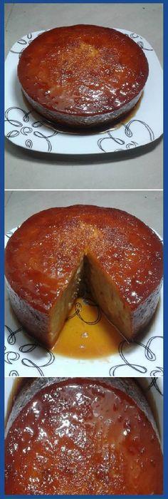 Cómo hacer la mejor TORTA DE PAN del mundo!  #tortadepan #pantorta #lamejor #flan #budin  #cake #pan #panfrances #panettone #panes #pantone #pan #recetas #recipe #casero #torta #tartas #pastel #nestlecocina #bizcocho #bizcochuelo #tasty #cocina #chocolate   Si te gusta dinos HOLA y dale a Me Gusta MIREN... Mexican Food Recipes, Sweet Recipes, Cake Recipes, Dessert Recipes, Köstliche Desserts, Delicious Desserts, Yummy Food, Pan Dulce, Venezuelan Food