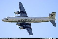 Air Atlantique: Douglas DC-6A