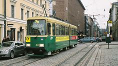 Helsinki's future transportation grid will let you order any service from one app