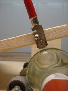 make your own bottle cutter