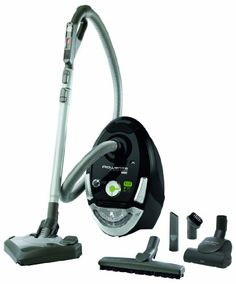 """Rowenta RO 4662 Silence Force Compact """"Eco Intelligence"""" 