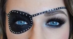 Eye patch makeup alternative gloss:ary - A Beauty Blog: November 2013