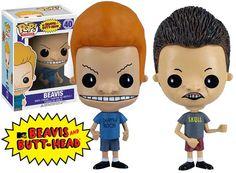 Beavis and Butt-Head – Bonecos de Vinil Funko Pop!
