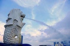 Singapore Harbour Malaysia Tour, Singapore Malaysia, Singapore Tour, Emperor, Southeast Asia, Night Life, Statue Of Liberty, Skyscraper, Tropical