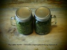 My Little ROCK – Reliable Organised Cooking Kitchen – Basil Pesto – This is a recipe conversion from a Family Circle Cookbook called Deli food to make at home, you can make it in …