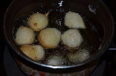 Pribináčikové šišky (fotorecept) - obrázok 6 Fruit, Food, Essen, Meals, Yemek, Eten