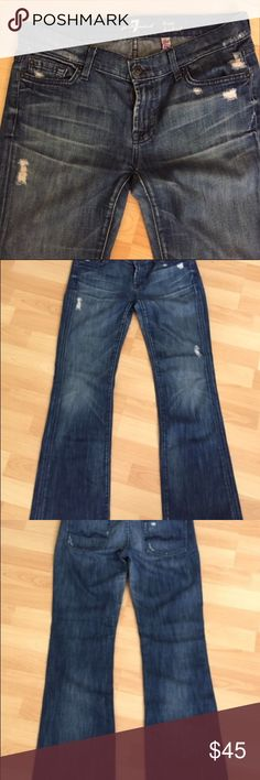 7 FAM jeans size 29P in like new condition! 7 for all mankind jeans size 29P. Lexie bootcut style in excellent, like new condition! 7 For All Mankind Jeans Boot Cut