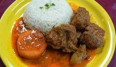 ADOBO A LA NORTEÑA (Peruvian food)