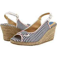 comfy, cute, affordable vegan sandals? with cushioning? and a nautical color scheme? that will fit my fatty feet? NEED.