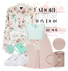 """""""Untitled #155"""" by styleability on Polyvore featuring Alexander McQueen, New Look, Eve Snow, Topshop, adidas, Klix and Rina Limor"""