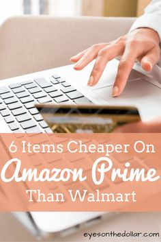 The two biggest retailers love to play pricing wars, but we've found lower prices on Amazon compared to Walmart if you're willing to look.
