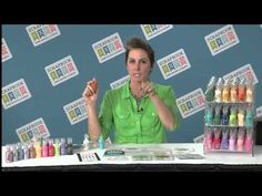 Tip of the Day: Nuvo Crystal Drops by Sparkle N Sprinkle - Stamp & Scrapbook EXPO