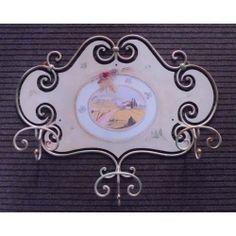 COAT wrought iron. Customize Realizations. 750 Coat Hanger, Wrought Iron, Decorative Plates, Ebay, Home Decor, Closet Hangers, Hanger, Interior Design, Home Interior Design