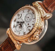 Patek Philippe 5175 Grandmaster Chime #luxurywatches #patekphilippe #timepiece