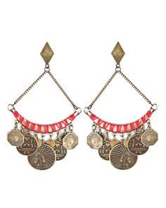 Indochina Earrings