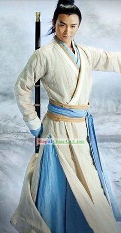 画像 : 【写真資料集】漢民族の民族衣装「漢服」:男性 - NAVER まとめ