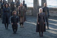 Was verraten die neuen Bilder aus der 7. Staffel von Game of Thrones? Wir haben hier für euch schon ein paar Vermutungen zusammengestellt.