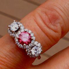 Love my pink diamond!