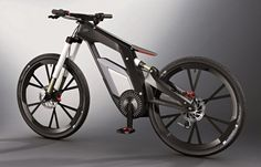 The German car manufacturer Audi will unveil next Wednesday as part of the concentration Wörthersee Tour, a prototype electric bicycle that has applied the technology to reduce weight, electro motricidad and telematics.