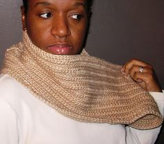 Free Tunisian Crochet beginner's pattern.