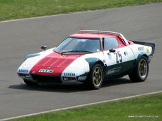 Lancia Stratos by DriveArchive, via Flickr
