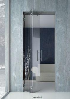 armadio componibile con ante scorrevoli con specchio mirror by