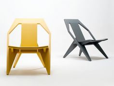 We love old standbys remade, rethought, redesigned for people who have more in mind then mere functionality. The standby in this case is the beloved Adirondack chair and the welcome update comes from Konstantin Grcic and is called the Medici. we like it!