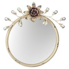 I pinned this Chantelle Wall Mirror from the La Belle Boutique event at Joss and Main!