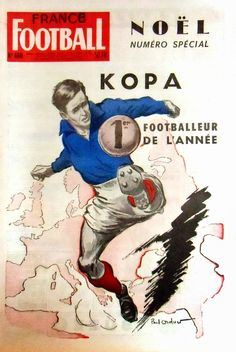 France Football was established in 1946 as a weekly magazine focused on sharing football news from around the world. Ten years later in to expand their magazine domestically in France and across. France Football, Football S, Ballon D Or Winners, Marco Van Basten, Michel Platini, Bobby Charlton, Catch, Ballon D'or, Association Football