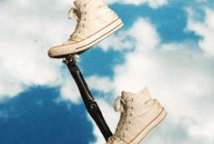 freddiemade -  MADE BY YOU  A GIF animation for the Converse 'Made by You' campaign. The brief was to concept and create a piece of artwork showing how I made my Converse what they are today. The GIF was used on social media and the website to promote the campaign.