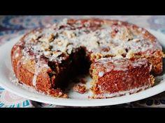 Karotten-Nuss-Kuchen: Rezeptvideo | vegan - YouTube