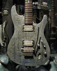 """Фантастический #Ibanez SHRG1Z расписанный по эскизам #HRGiger - художника который нарисовал """"Чужого"""". #ibanezfamily @officialibanezguitars #guitar #jazz #djent #metal #progressivemetal #progmetal #heavymetal #music #shredded #shred #shredding #blues #limitededition #solo #fender #gibson #marshall #гитара #гитарист #guitarist #acoustic #музыка #rock #rockstar #rocknroll #hardrock by ibanezfamily"""