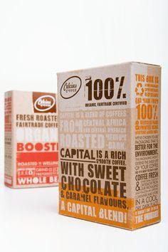 Celcius Coffee packaging