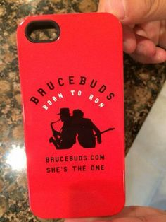 BruceBuds phone covers customise with your own text make it special make it yours   http://www.brucebuds.com/category/phonecover