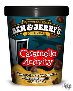 30 Fake Ben & Jerry's Ice Cream Flavors You Want To Try