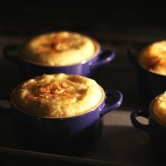 Grits Souffle by dbcurrie