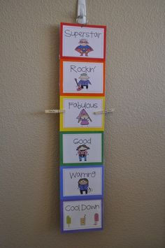 7 best school images on pinterest behavior chart preschool
