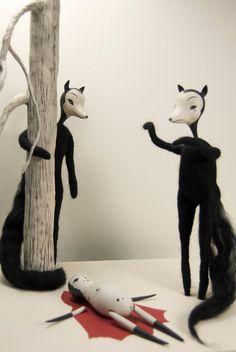 KAGADATO selection. The best in the world. Installation. **************************************Magda Trazski